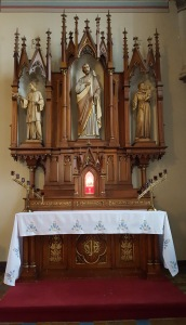 St. Joseph Side Altar