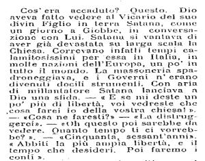Fr. Pechenino's reference to Job.